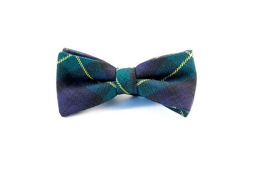 Gordon Modern Tartan 'Sophisticate' Bow Tie