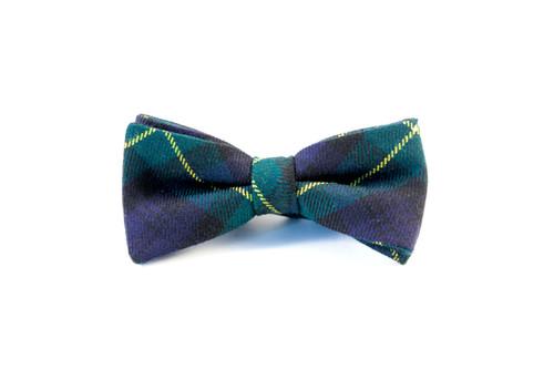 6622604dbfa9 Gordon Modern Tartan 'Sophisticate' Bow Tie