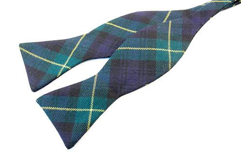Gordon Modern Tartan 'Gentleman' Bow Tie