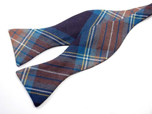 Edinburgh Holyrood Tartan 'Gentleman' Bow Tie