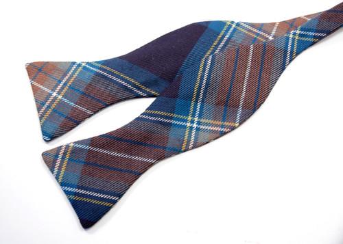 e1714f58a014 Edinburgh Holyrood Tartan 'Gentleman' Bow Tie