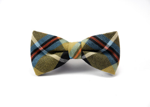 8520a4225d4d Cornish Tartan 'Sophisticate' Bow Tie