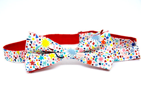 Shooting Stars Liberty Print 'Sophisticate' Bow Tie