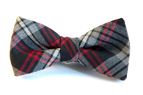 Auld Lang Syne Tartan 'Sophisticate' Bow Tie