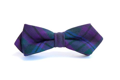 Spirit of Scotland Tartan 'Slim Jim' Bow Tie