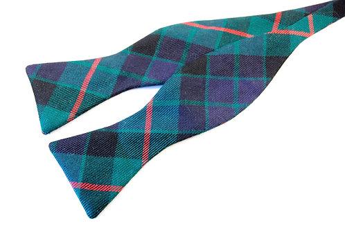 Gunn Modern Tartan 'Gentleman' Bow Tie