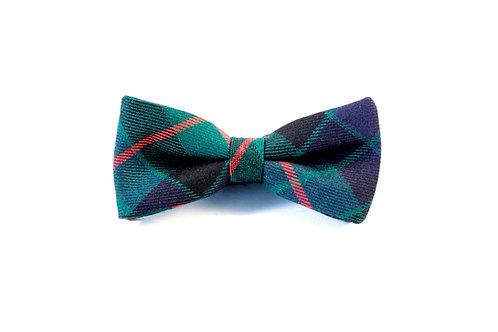Gunn Modern Tartan 'Sophisticate' Bow Tie