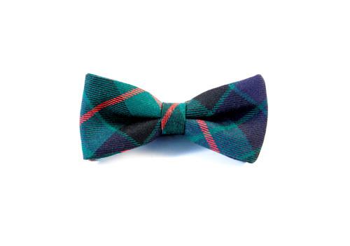 6c2ddbea315c Gunn Modern Tartan 'Sophisticate' Bow Tie