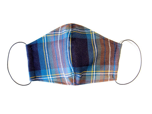 Holyrood Tartan Face Mask