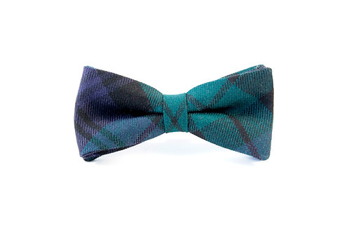 Black Watch Tartan 'Sophisticate' Bow Tie