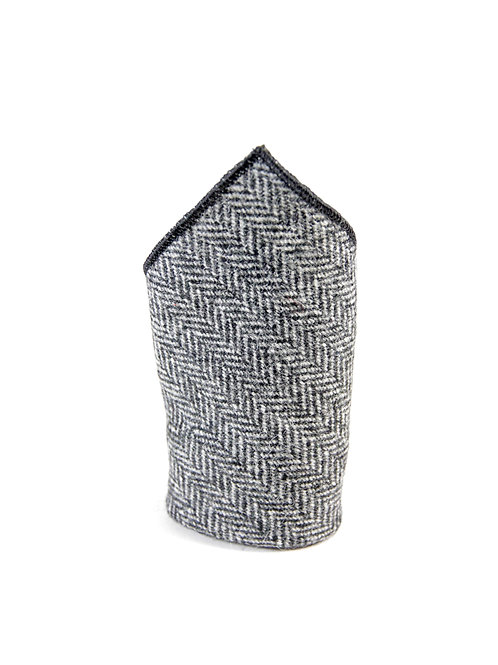 Crag Pocket Square