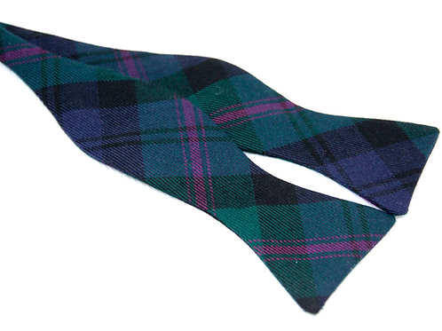 Baird Modern Tartan 'Gentleman' Bow Tie