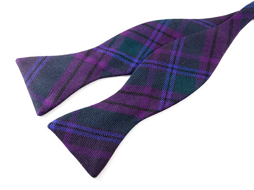 Spirit of Scotland Tartan 'Gentleman' Bow Tie