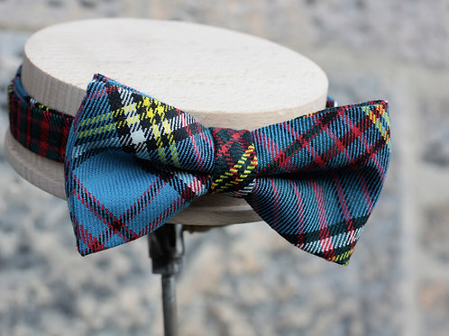 Anderson Tartan 'Sophisticate' Bow Tie