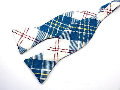MacPherson Dress Tartan 'Gentleman' Bow Tie