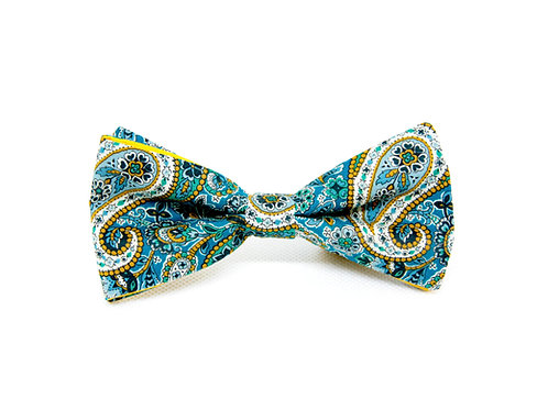 Paisley Liberty Print 'Sophisticate' Bow Tie