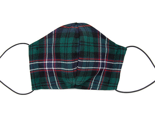 Scottish National Tartan Face Mask