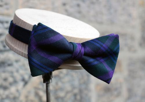 e473de9e5ed7 Spirit of Scotland Tartan 'Sophisticate' Bow Tie
