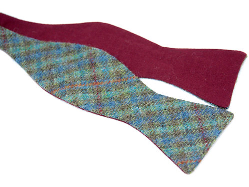 Sparrowhawk Tweed 'Gentleman' Bow Tie