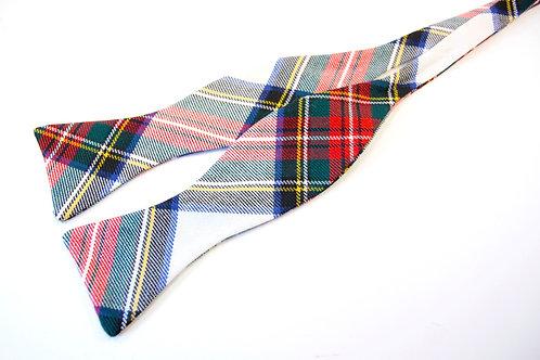 Stewart Dress Tartan 'Gentleman' Bow Tie
