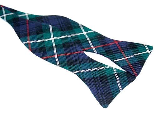 MacKenzie Modern Tartan 'Gentleman' Bow Tie