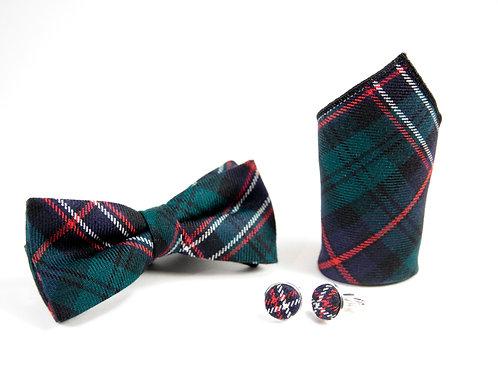 Scottish National Tartan Gift Set