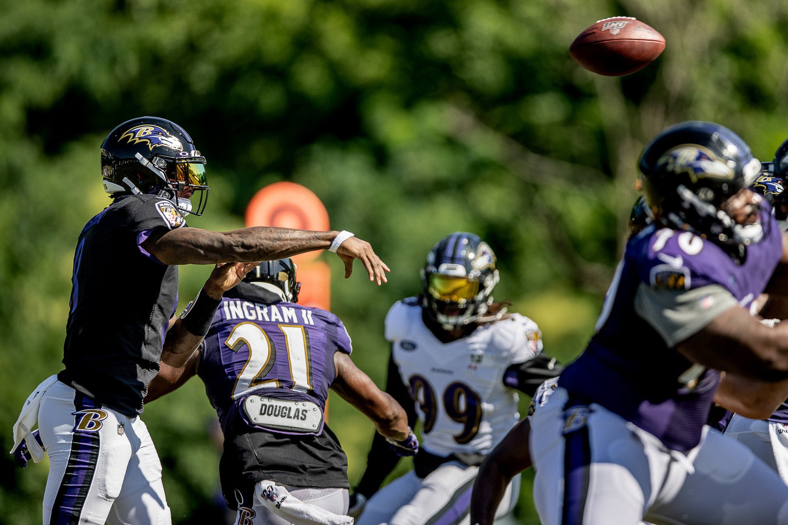 Ravens still heavy favorites in improved AFC North