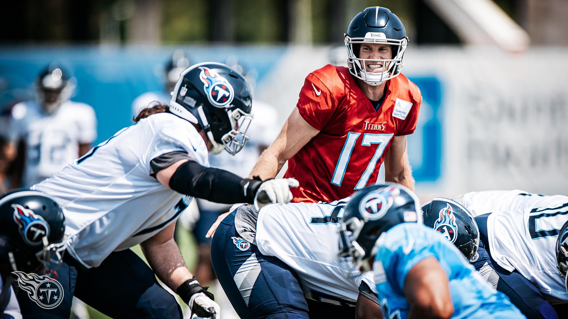 Titans ride hot streak into 2020, take South title
