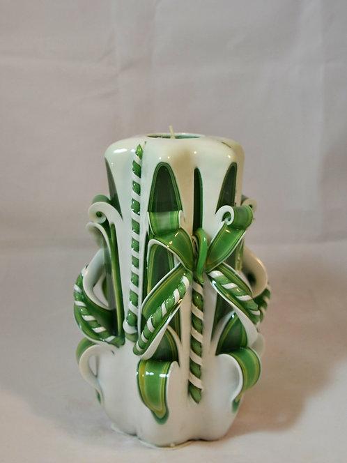 Spring Green Small Centerpiece Single Bow