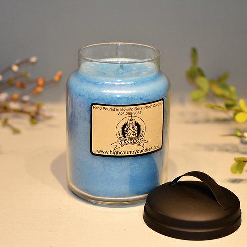 Fresh Breeze 26 Oz Jar Candle