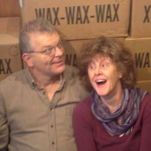 Cyndi & Larry