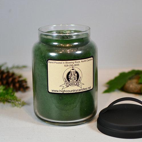 Apple & Clover 26 Oz Jar Candle