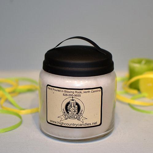 Coconut 16 oz Jar