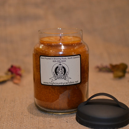 Butterscotch Large 26 Ounce Jar