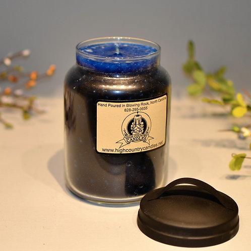 Stormy Nights 26 Oz Jar Candle