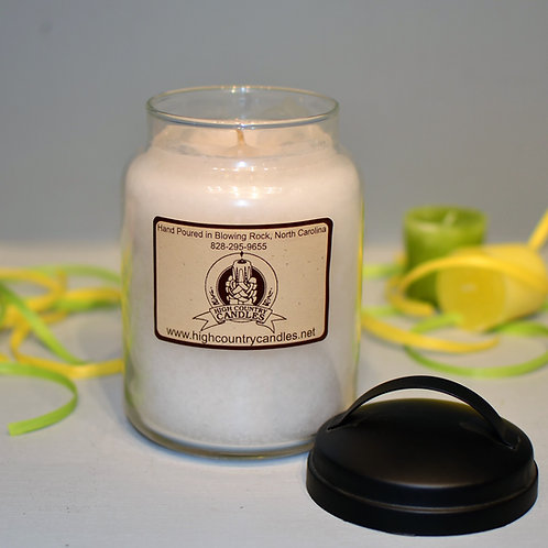 Coconut 26 Oz Jar Candle