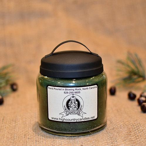 Happy Holidays  16 Ounce Jar