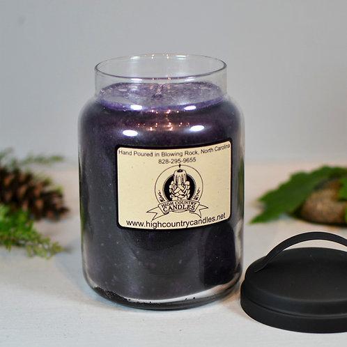 Blackberry Sage 26 Oz Jar Candle