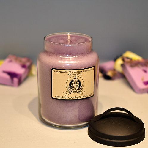 Lavender 26 Oz Jar Candle
