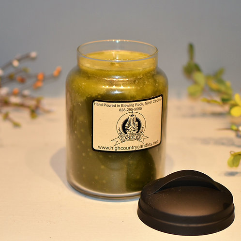 Lemongrass 26 Oz Jar Candle