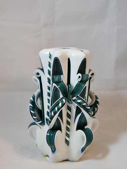 Aloe Green Small Centerpiece Single Bow