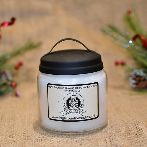Peppermint 16 Ounce Jar