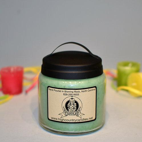 Green Apple 16 oz Jar