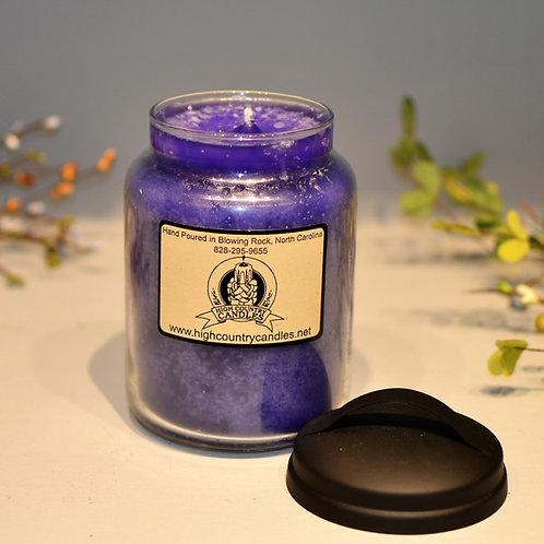 Lavender-Eucalyptus 26 Oz Jar Candle