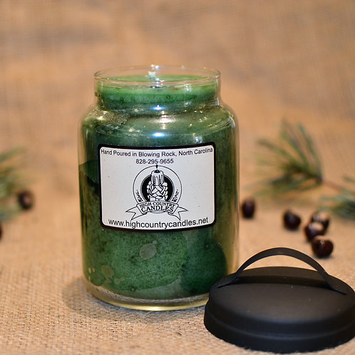 Happy Holidays 26 Ounce Jar