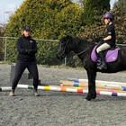 Ann teaching jumping for SVPC