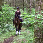 Trail ride with Sirsen