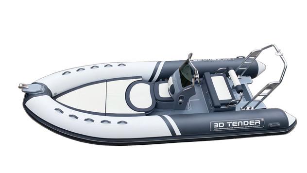 3D TENDER - LUX 550