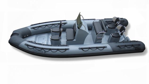 3D TENDER - PATROL 650