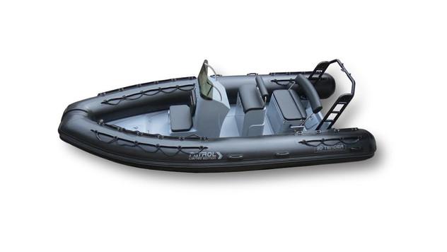 3D TENDER - PATROL 550
